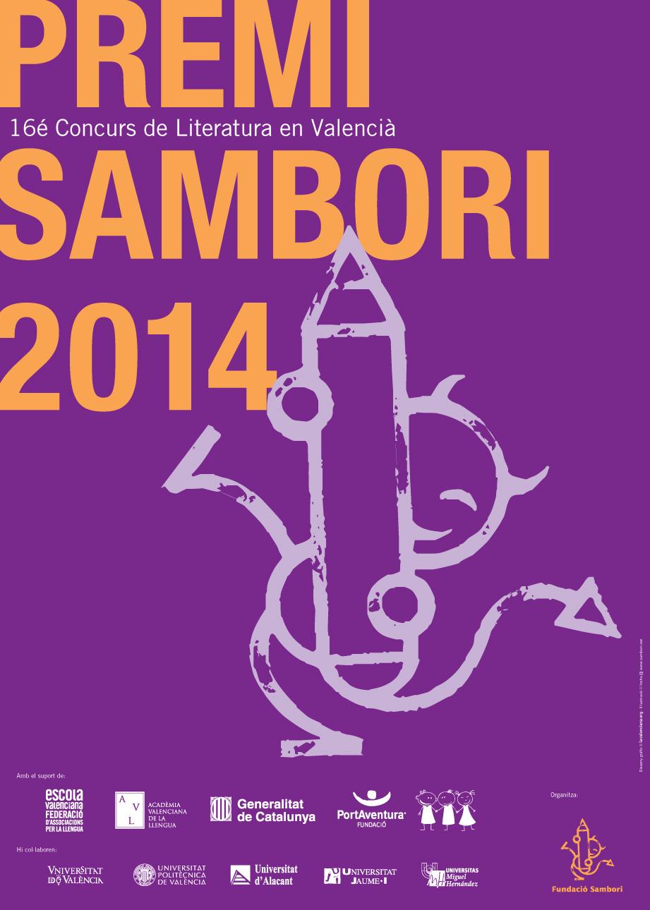 16é Premi Literari Sambori 2014