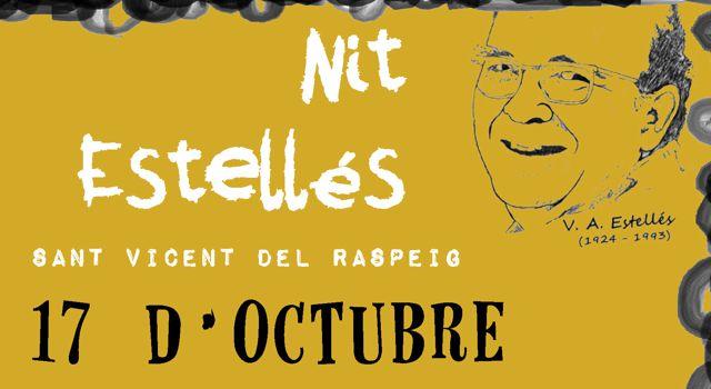 Nit Estellés a Sant Vicent del Raspeig