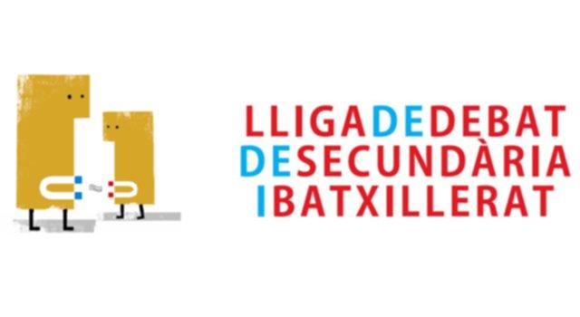 Lliga Debat de Secundària i Batxillerat 2015