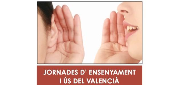 JORNADES D'ENSENYAMENT I ÚS DEL VALENCIÀ ALS CENTRES EDUCATIUS 2015