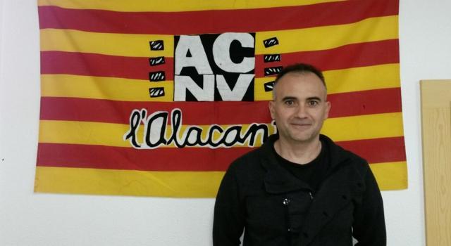 La Cívica – Escola Valenciana de l'Alacantí elegix a Abraham Esteve com a nou president
